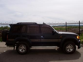 Toyota on 1993 Toyota Land Cruiser Pictures
